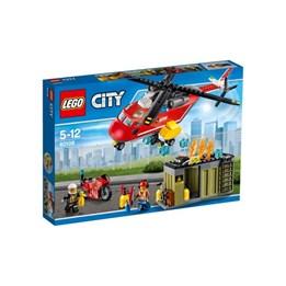 LEGO City Fire 60108, Brannvesenets Utrykningsenhet