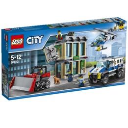 LEGO City Police 60140, Bulldozer Break-In
