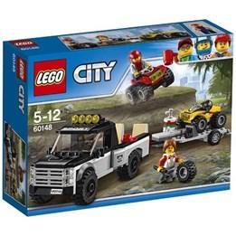 LEGO City Great Vehicles 60148, Atv-Racingteam