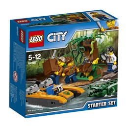 LEGO City Jungle Explorers 60157, Jungel-Startsett