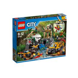 LEGO City Jungle Explorers 60161, Utgravningssted