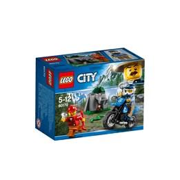 LEGO City Police 60170, Motocrossykkel