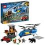 LEGO City Police 60173, Pågripelse til fjells
