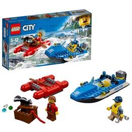 LEGO City Police 60176, Vill elveflukt