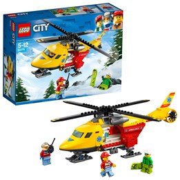 LEGO City Great Vehicles 60179, Ambulansehelikopter