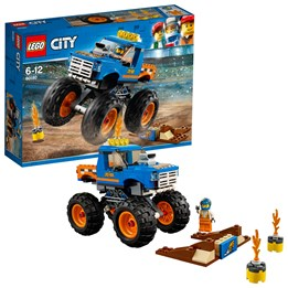 LEGO City Great Vehicles 60180, Monstertruck