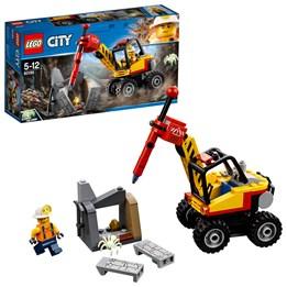 LEGO City Mining 60185, Gruvekjøretøy med trykkluftbor