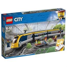 LEGO City Trains 60197, Passasjertog