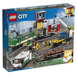 LEGO City Trains 60198, Godstog