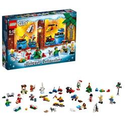 LEGO City Town 60201, LEGO® City Julekalender