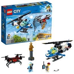 LEGO City Police 60207, Politi og dronejakt
