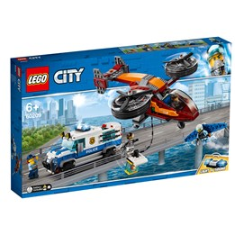 LEGO City Police 60209, Politi og diamantkupp