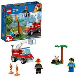 LEGO City Fire 60212, Farlig grilling