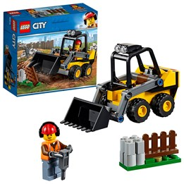 LEGO City Great Vehicles 60219, Hjullaster
