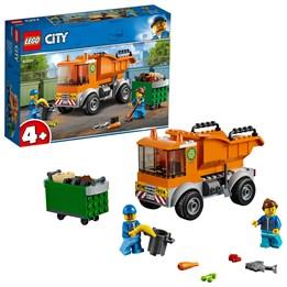 LEGO City Great Vehicles 60220, Søppelbil