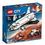 LEGO City Space Port 60226 - Romferge for reise til Mars