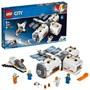 LEGO City Space Port 60227 - Måneforskningsstasjon