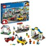 LEGO City Town 60232 - Bilverksted