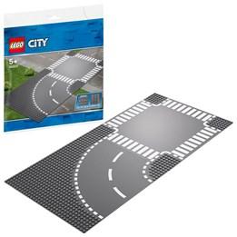 LEGO City 60237, Svinger og veikryss
