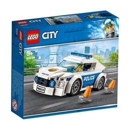 LEGO City Police 60239, Politiets patruljebil