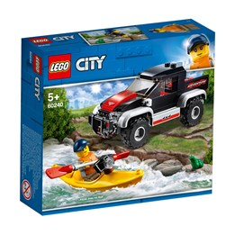 LEGO City Great Vehicles 60240, Kajakkeventyr