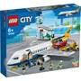 LEGO City 60262, Passasjerfly