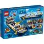 LEGO City 60266, Forskningsskip