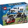 LEGO City Police 60276, Politiets fangetransport