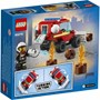 LEGO City Fire 60279, Brannbil