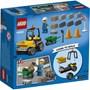 LEGO City Great Vehicles 60284, Veiarbeidsbil