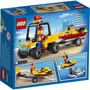 LEGO City Great Vehicles 60286, Strandredning med ATV