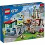 LEGO My City 60292, Bysentrum
