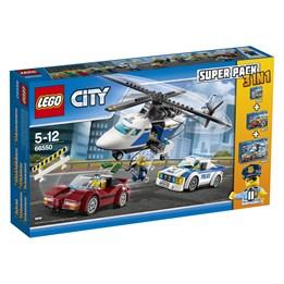 LEGO City 66550, 3I1 City