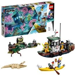 LEGO Hidden Side 70419 - Havarert reketråler