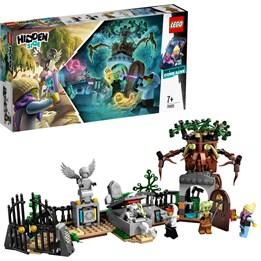 LEGO Hidden Side 70420 - Kirkegårdsmysteriet