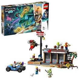 LEGO Hidden Side 70422 - Angrep på rekebua