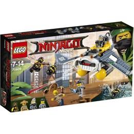 LEGO Ninjago 70609, Djevelrokkebomber