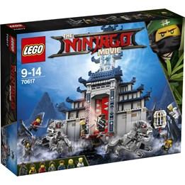 LEGO Ninjago 70617, Det Ultimate Våpens Tempel