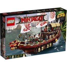 LEGO Ninjago 70618, Skjebneskipet Bounty