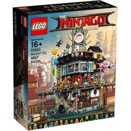 LEGO Ninjago 70620, Ninjago City