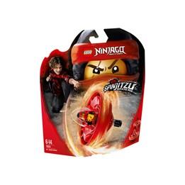 LEGO Ninjago 70633, Spinjitzu-mester Kai