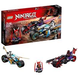 LEGO Ninjago 70639, Gateløp med Snake Jaguar