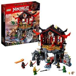 LEGO Ninjago 70643, Oppstandelsens tempel