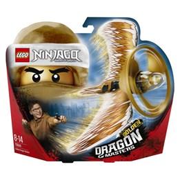 LEGO Ninjago 70644, Den gylne dragemesteren