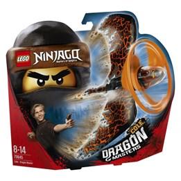 LEGO Ninjago 70645, Dragemester Cole