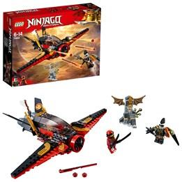 LEGO Ninjago 70650, Skjebnens vinge