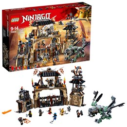 LEGO Ninjago 70655, Dragedypet