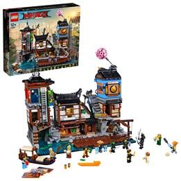 LEGO Ninjago 70657, NINJAGO® byhavn