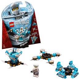 LEGO Ninjago 70661, Spinjitzu-Zane