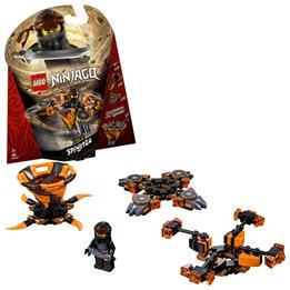 LEGO Ninjago 70662, Spinjitzu-Cole